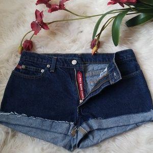 Ralph Lauren Women Denim Short Size 4